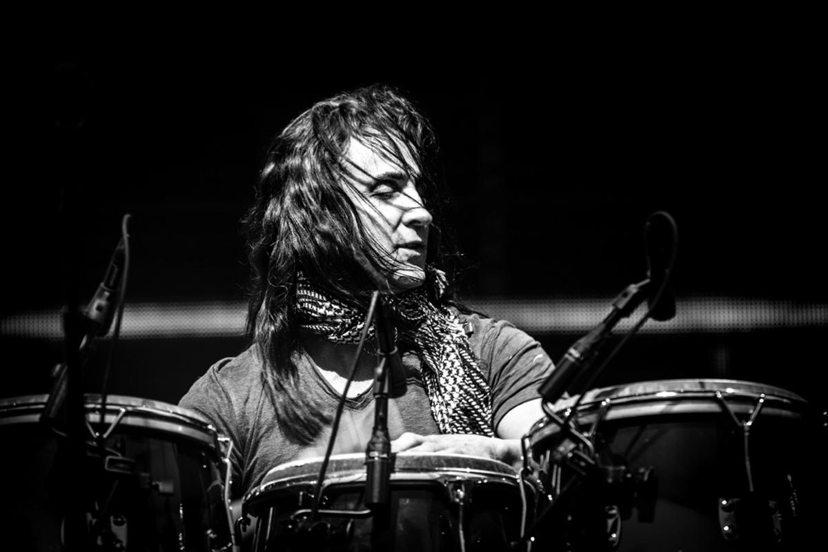 Danny Reyes-B.W. live
